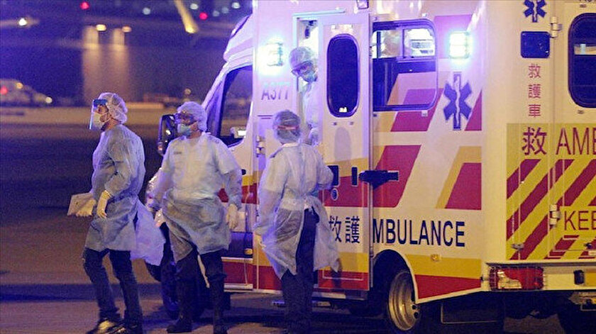 Hastalık nedeniyle ilk ölüm 19 Haziran'da kayıt altına alındı.