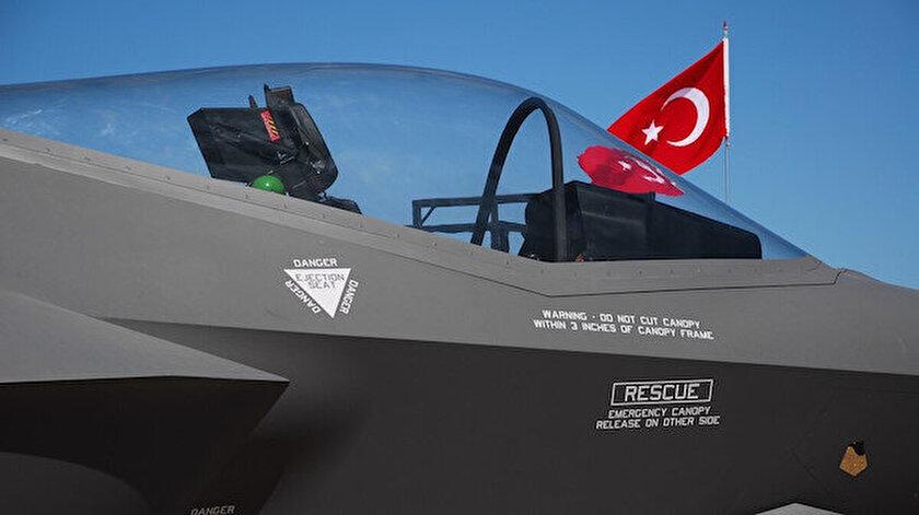 ABD, Türkiye'nin F-35 üretim aşamasındaki ortaklığının askıya alındığını duyurdu.