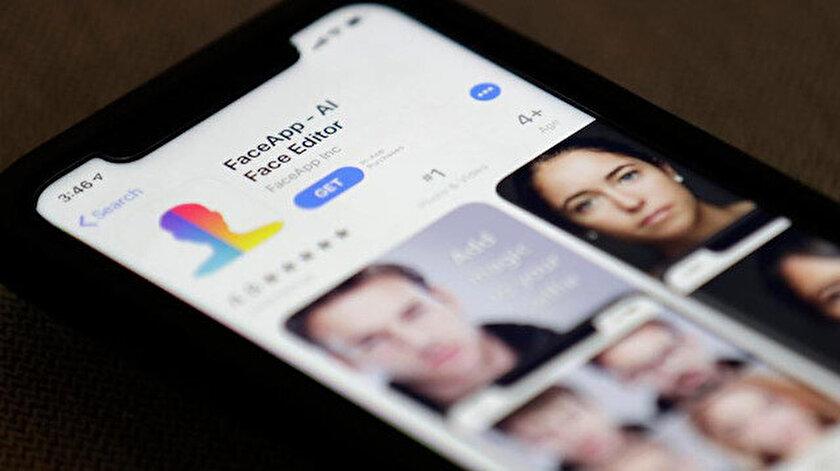 FaceApp uygulamasının veri gizliliğini ihlal ettiği iddia edilmişti.
