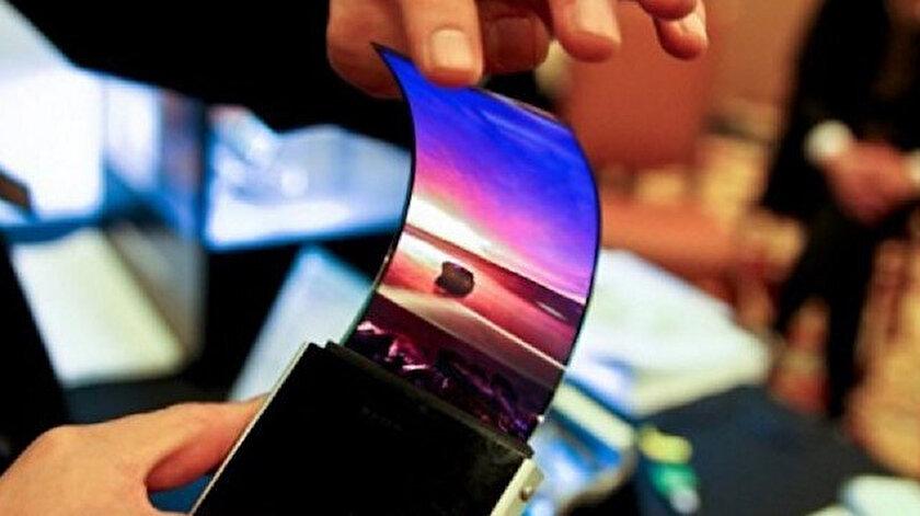 OLED ekranlarda kullanılan kimyasal yüksek rakamlardan teknoloji firmalarına satılıyor.