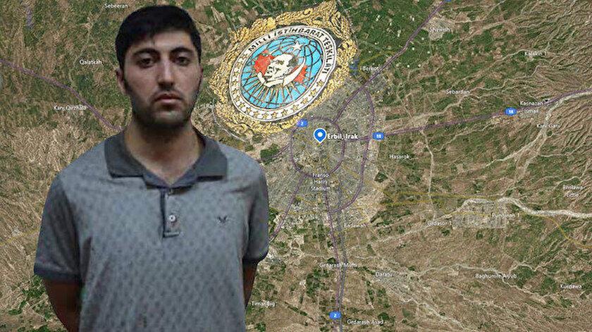 Terörist Mazlum Dağ, MİT'in çok zorlu bir coğrafyada kusursuz gerçekleştirdiği operasyonla 72 saat içinde sağ şekilde kıskıvrak yakalandı.