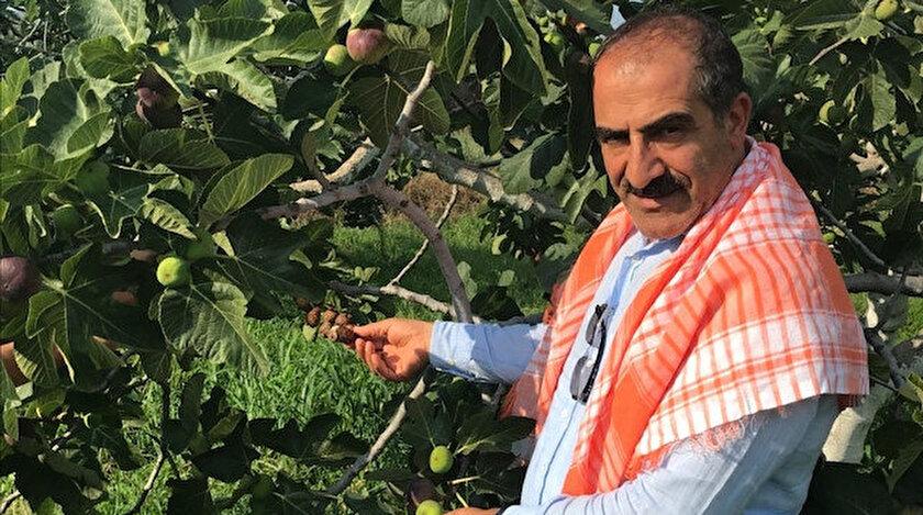 Ege Yaş Meyve Sebze İhracatçıları Birliği Yönetim Kurulu Başkanı Hayrettin Uçak