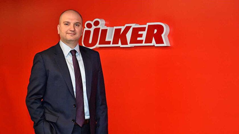 Ülker- Türkiye, Orta Asya ve Balkanlar Bölgesi Başkanı Mete Buyurgan