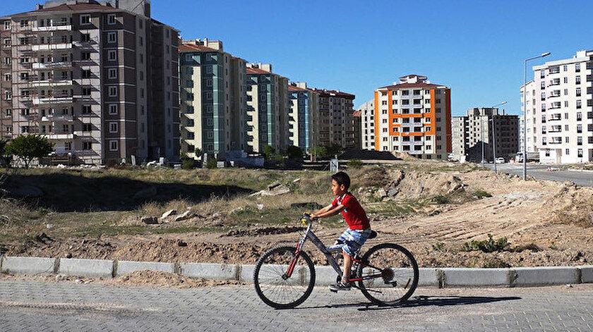 Eskişehir'de son dönemde inşaat üretimi azaldı.