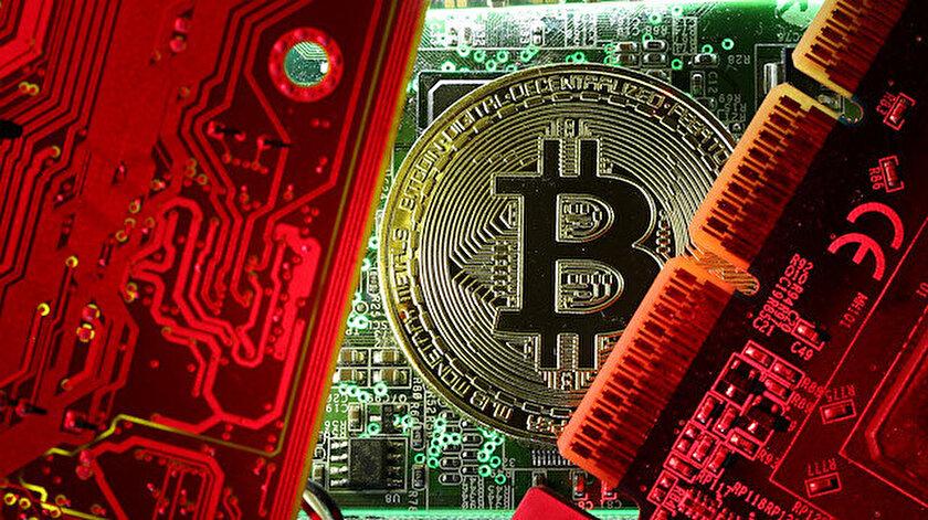 Bitcoin Çinde 11'inci sıraya yükseldi