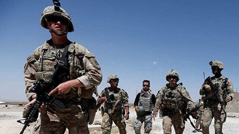ABD askeri Afganistandan çekiliyor