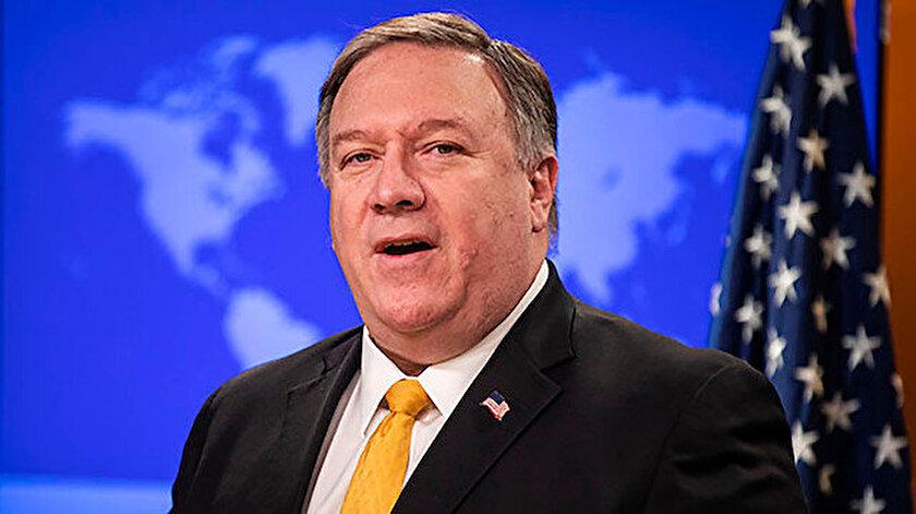 ABD Dışişleri Bakanı Pompeo: Türkiye ile görüşmeler memnuniyet verici