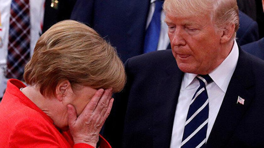 ABD'li Büyükelçiler art arda yaptıkları açıklamalarda Angela Merkel Hükümeti'ni hedef aldı.