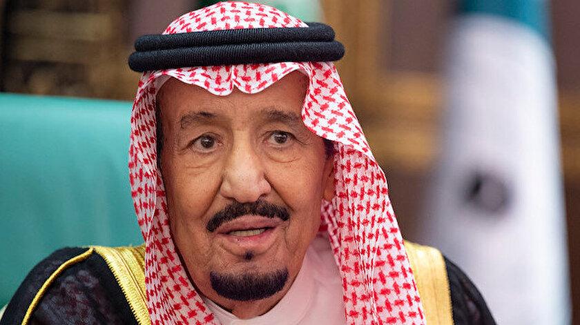 Suudi Kralı Selman bin Abdulaziz