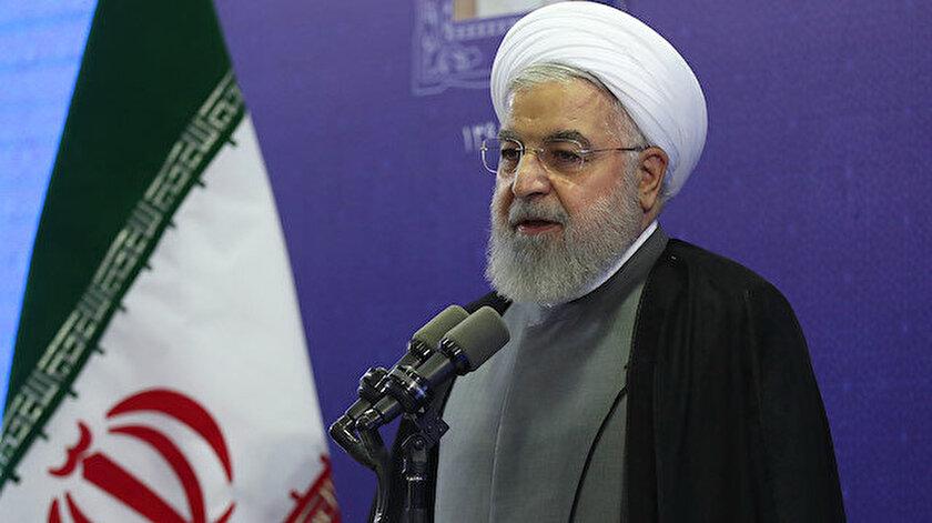 Ruhani, Basra Körfezi'nde yaşananların bölgedeki sorunları daha karmaşık ve tehlikeli bir hale getireceğini savundu.