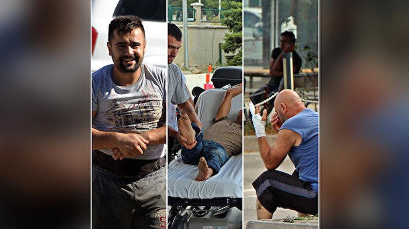 Türkiye genelinde yüzlerce kasap, hayvan kesimi esnasında kendini yaraladı.