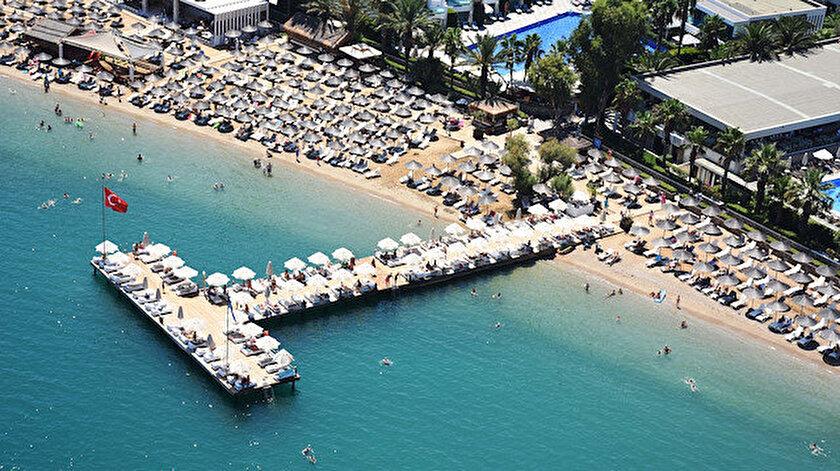 Turizm payı uygulaması 1 Ekim'de başlayacak.