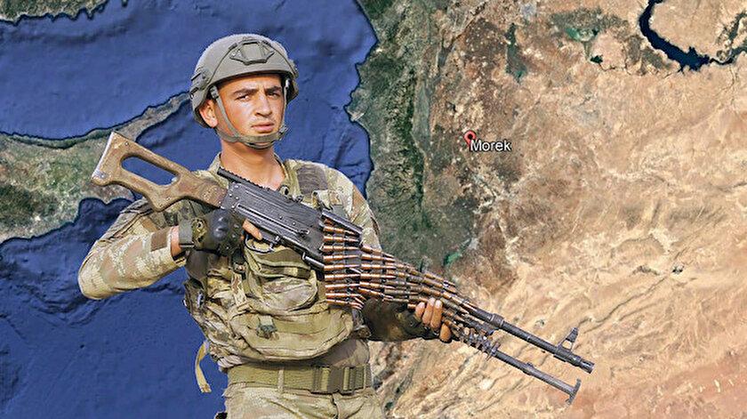 TSK'nın Suriye'nin en derininde bulunan Morek Üs Bölgesi'nin etrafında Türkiye'yi yakından ilgilendiren gelişmeler oluyor.