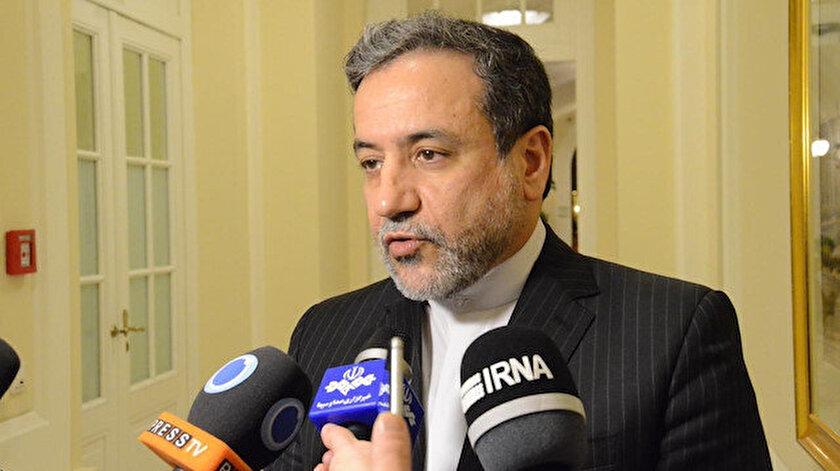 İran Dışişleri Bakan Yardımcısı Seyyid Abbas Irakçi.