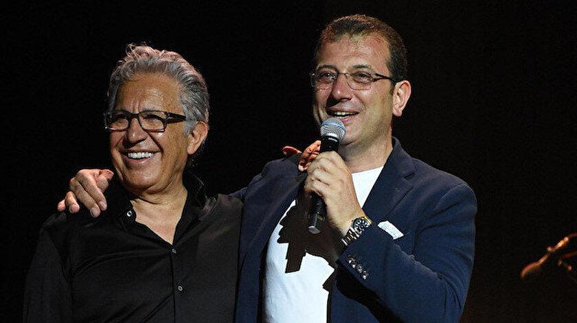 Ekrem İmamoğlu, Temmuz ayında Bodrum'da yaptığı tatilde Zülfü Livaneli'nin konserini izlemişti.