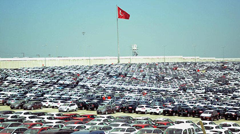 Geçen ay elde edilen 2,9 milyar dolarlık satış, otomotivde 2019'da aylık bazda en yüksek ihracat rakamı oldu.