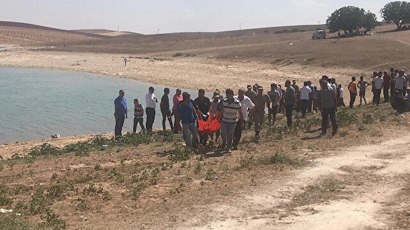 Şanlıurfa'da baraj gölüne giren 2 anne boğuldu