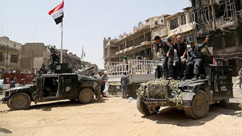 Terör örgütü DEAŞ'ın sözde emiri yakalandı.
