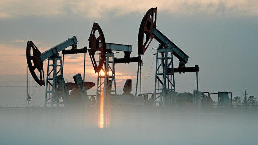 Brent petrolün varil fiyatı 60,12 dolardan işlem görüyor.