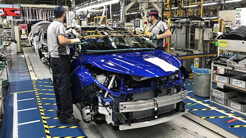Bu yıl ocak-temmuz döneminde en çok ihracat 341 milyon 528 bin dolarla Birleşik Krallık'a yapıldı.