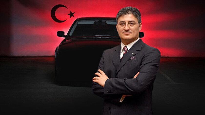 Türkiye'nin Otomobil Girişimi Grubu Üst Yöneticisi Gürcan Karakaş