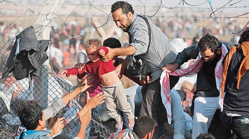 Sadece geçen yıl çoğunluğu Afgan ve Suriyeli olmak üzere ailelerinden ayrı ya da refakatsiz 111 bin çocuk, 70 farklı ülkede sığınma başvurusunda bulundu.