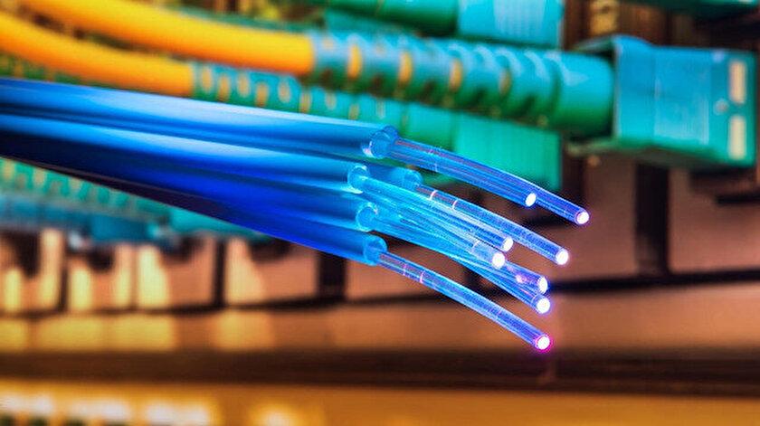 Fiber internet Türkiye'de hızla yayılıyor.