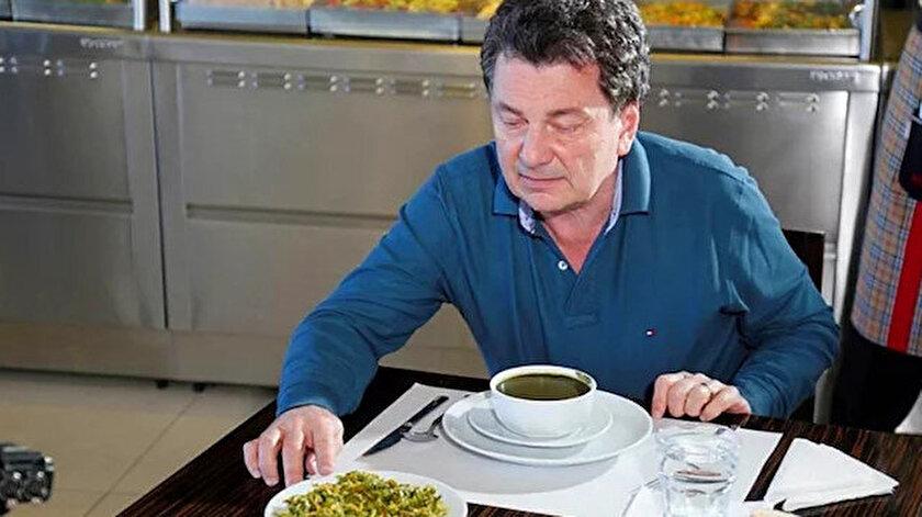 Gastronomi yazarı ve TV programcısı Vedat Milor
