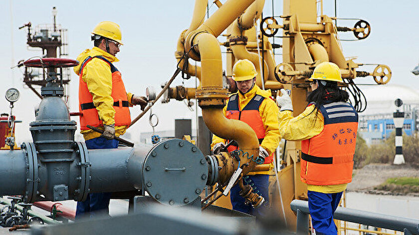 Türkiye sahip olduğu coğrafi konum ile doğalgaz dağıtımında da önemli bir noktada.