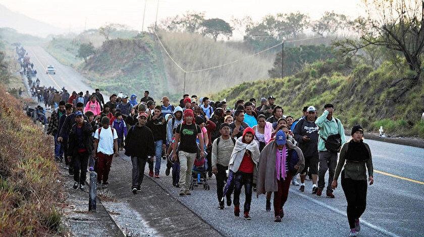 New York Times, Trump yönetiminin mülteci sayısına sınırlama getireceğini iddia etti.
