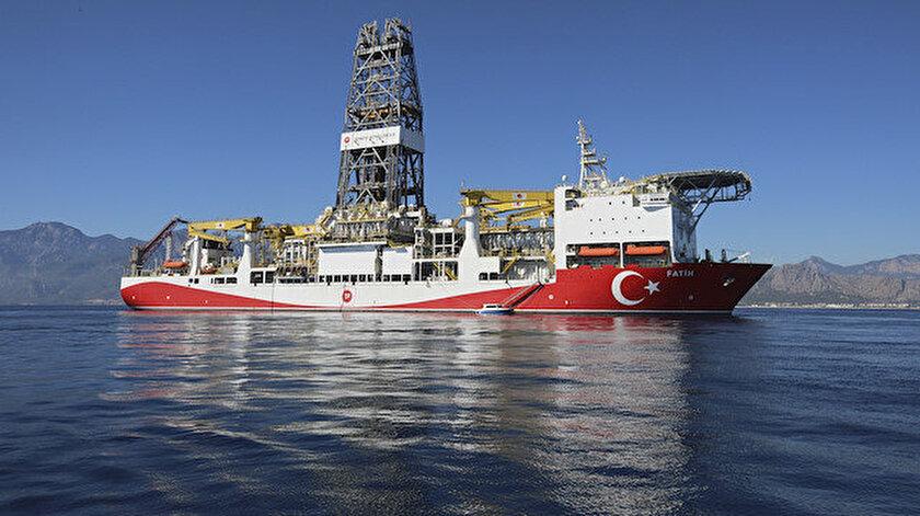 Türkiye, Doğu Akdeniz'de sondaj faaliyetlerine devam ediyor.