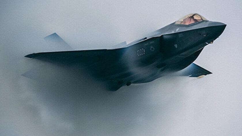 F-35 (Fotoğraf: Arşiv)
