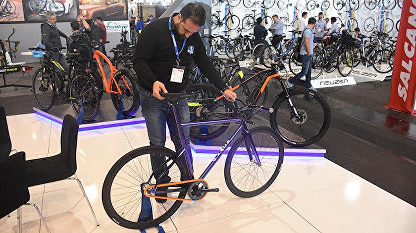 Kisiye Ozel Yerli Bisiklet Donemi