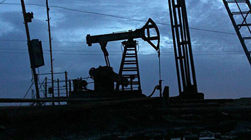 EIA, ABD ham petrol stoklarını açıkladı.