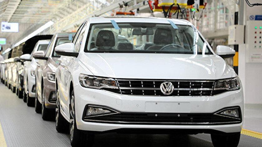 Volkswagen üretim.