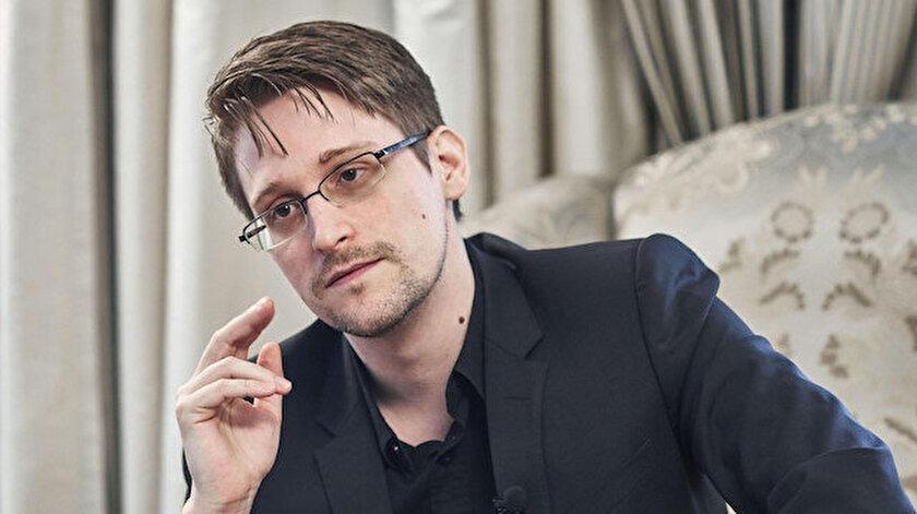 Snowden'dan ABD'ye dönüş için tek şart