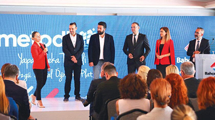 Bahçeşehir 'Metodbox'ı yapay zeka ile geliştirdi