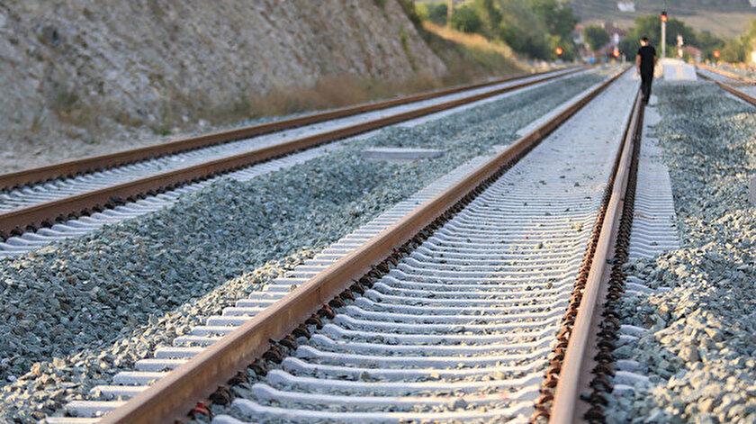 Ulaştırma Bakanı Cahit Turhan: Türkiye, demir yolu ile ABye bağlanıyor