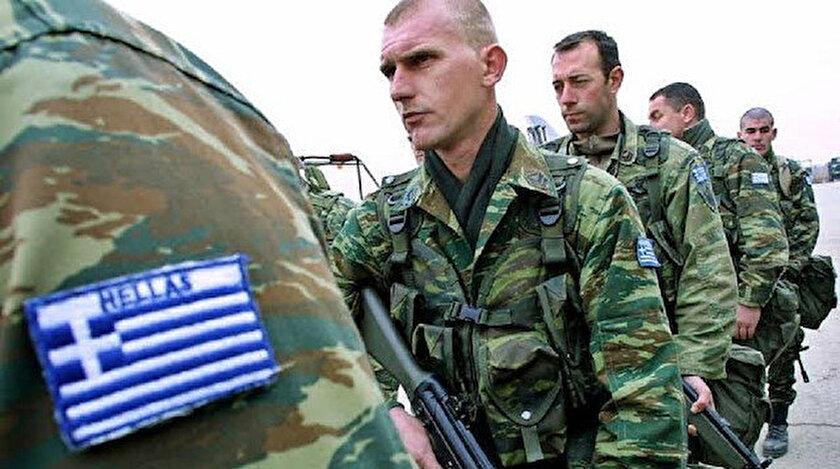 Yunanistanda postal krizi: Askere alımlar durduruldu