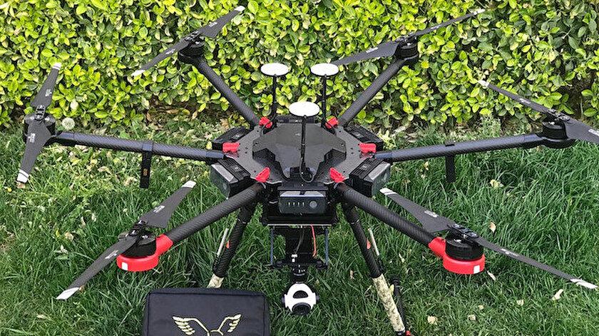 Assuva drone