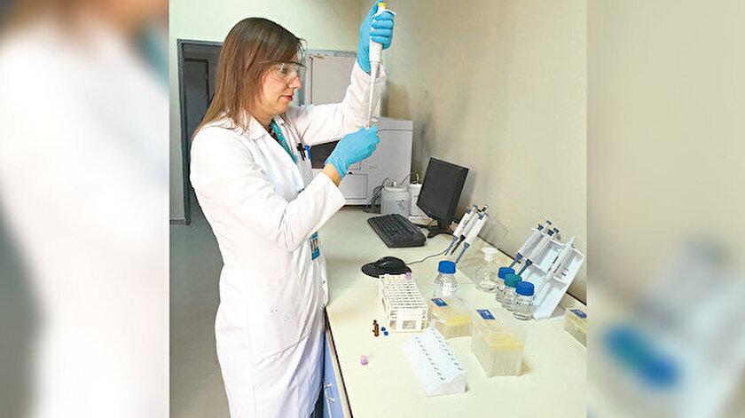 Toksikoloji laboratuvarı