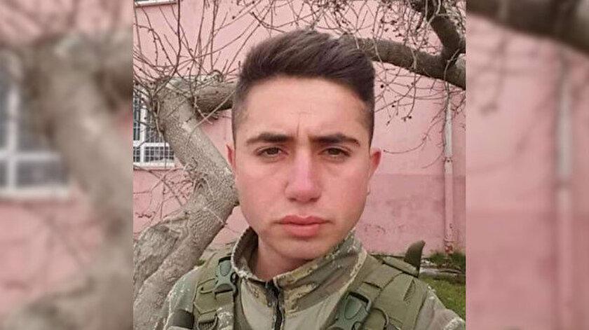 Ahmet Topçu - Barış Pınarı Harekatı şehidi