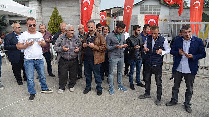 Piyade Sözleşmeli Er Ahmet Topçu yarın Ankara'da toprağa verilecek.