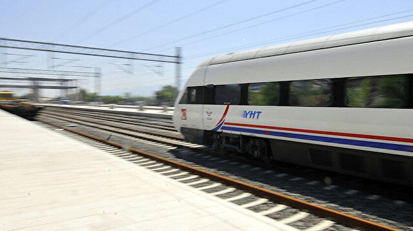 Ankara-Sivas arasındaki Yüksek Hızlı Tren, önümüzdeki Ramazan Bayramı'ndan önce hizmete alınacak.