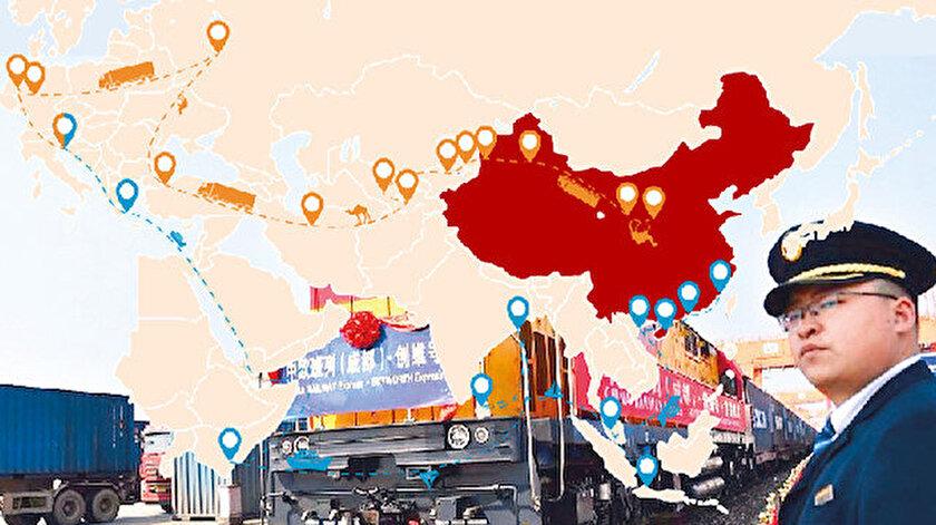 Tek Kuşak Tek Yol projesi, küresel ticaret dengelerini değiştirecek. Pekin'den çıkan bir tren kesintisiz olarak Londra'ya ulaşabilecek. 65 ülke ve 3 milyarlık nüfus söz konusu hattın sağlayacağı refahı bekliyor. Proje, Çin'in dünyanın yeni süper gücü olacağı yol haritasını da çiziyor.  Bu proje, hegemon güç olma yolunda ilerleyen Asya Devi'nin geleceği şekillendireceği ticari bir hat. Ülkelerin yeni rekabeti ise bu kuşak üzerindeki stratejik konumunu artırmak için olacak. Çünkü burada yatırım yaparak yer alamayan ekonomiler, bir anlamda kaybedecek.