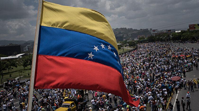 Venezuela'da asgari ücrete zam yapıldı.