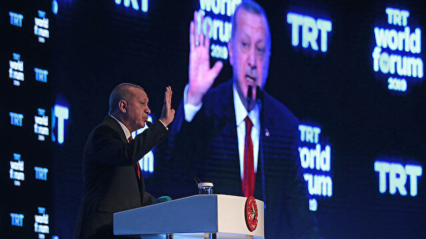 TRT World Forum'dan dünyaya kritik mesajlar