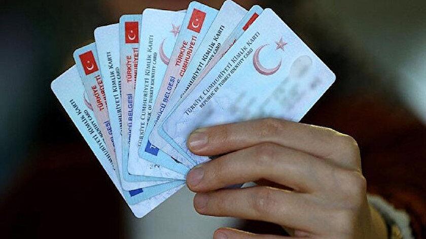Yeni kimlik kartları elektronik ve görsel olarak birçok güvenlik unsurunu barındırıyor.
