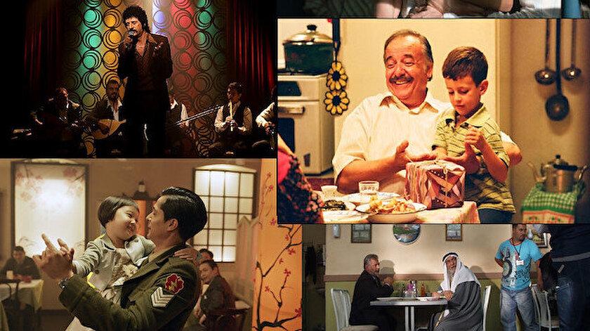 Türkiye'de en çok izlenen 25 filmin hepsi de yerli yapım.
