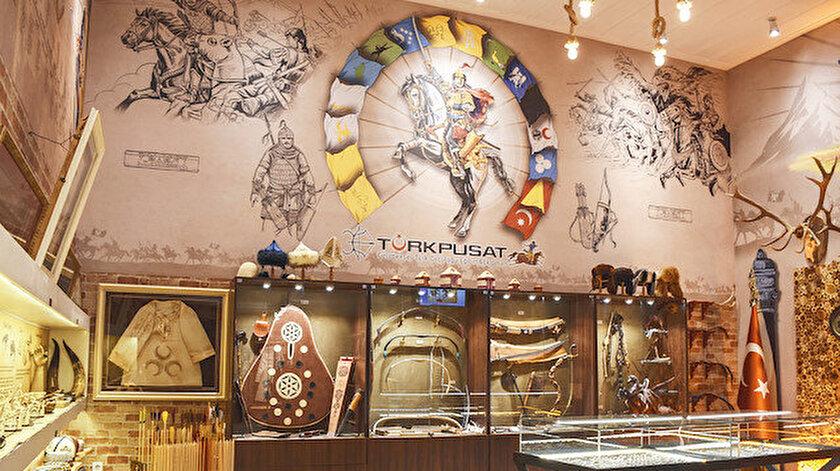 Türkpusat Geleneksel Savaş Pusatları Müzesi